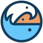 AT round logo