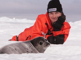 Animals Today March 23, 2014:  Ending the Canadian seal hunt. Exotic animals as pets.
