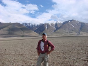 MIke Bond in Mongolia