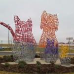 ACS Sculptures