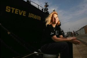 What does the sea shepherd conservation society do?